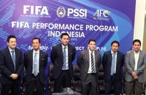 FIFA dan AFC Dukung PSSI