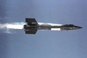 X-15 NASA