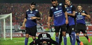 Arema, Cristian Gonzales, Piala Presiden 2017