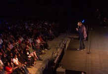 asal usul stand up comedy