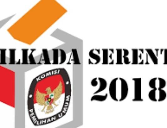 Tiga Calon Tunggal di Pilkada Banten 2018