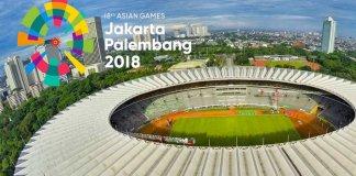 Persiapan Jakarta menyambut Asian Games 2018
