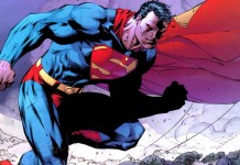 Komik baru superman (action comics)