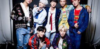 Grup vokal K-Pop BTS