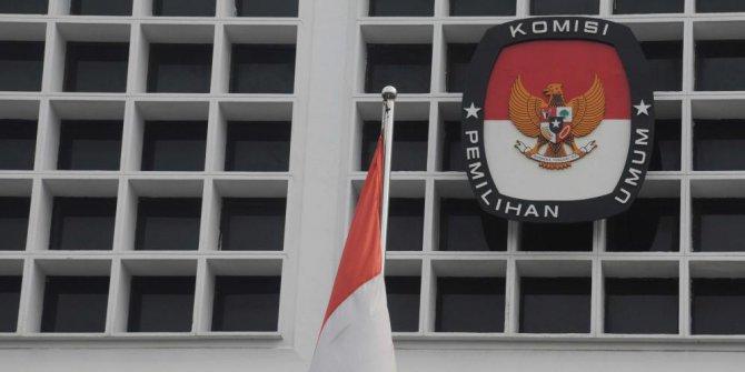 Gedung KPU RI.
