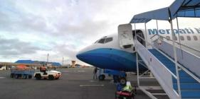 Pesawat Merpati