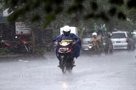 Ilustrasi hujan. Foto : Solopos