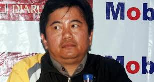 Direktur Teknik Semen Padang FC, Asdian. Foto : BolaNasional