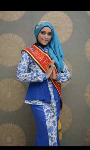 Sari Sas Anggriani, Duta Pajak Kota Padang