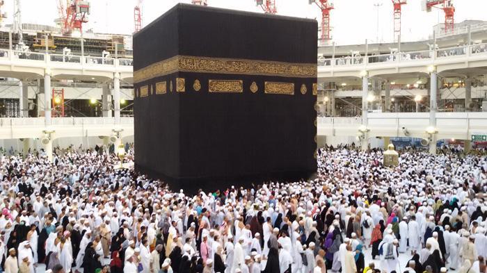 Ilustrasi Haji.