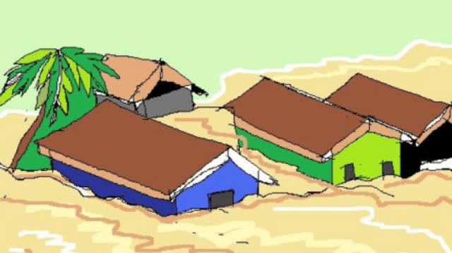 Kabupaten Sigi Kembali 'Dihantam' Banjir