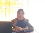 Kepala Seksi Peanekargaman Pangan Dinas Ketahanan Pangan Kabupaten Parigi Moutong Dwi Vira Ramadhani,
