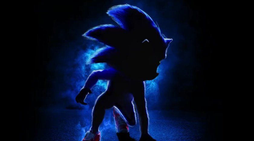 Bocoran Sonic the Hedgehog Movie Menunjukkan Sonic Berlari