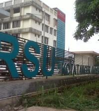 RSUD Tangsel (RSU Tangerang Selatan). Photo: kabartangsel.com