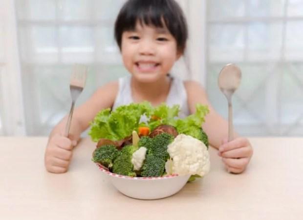 pola makan sehat anak berat badan ideal anak