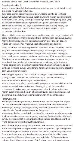 "[SALAH] Tulisan ""Sujud Kemenangan Pak Prabowo"" Dibuat oleh Anies Baswedan"