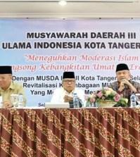 MUI Tangsel Gelar Musyawarah Daerah III Tahun 2019