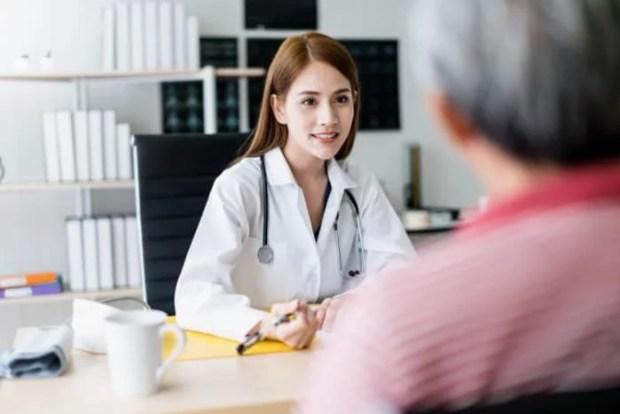 klaim asuransi kesehatan periksa ke dokter sakit penyakit ciri gejala