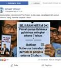 """[SALAH] Foto Sandiaga Uno membawa dokumen """"SEJARAH HITAM DKI"""""""