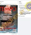 [SALAH] Cover Majalah TEMPO Edisi 29 Oktober 2020 Bergambar Jokowi Ditenggelamkan