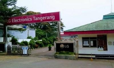 Lowongan Kerja PT LG Electronics Indonesia Tangerang 2021