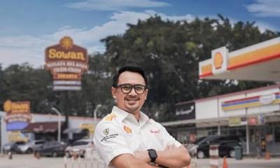 Gober Pramono, Mitra Dealer SPBU Shell Soewarna