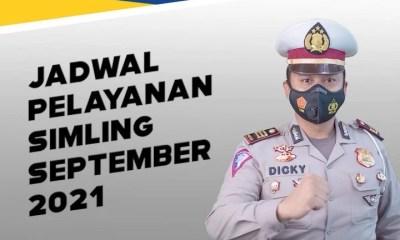 Jadwal SIM Keliling Tangerang Selatan September 2021, Lokasi dan Jam Pelayanan