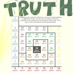 counting the omer - truth2
