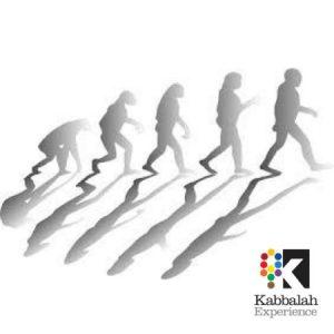 evolution with logo