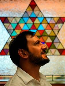 Rabbi Jamie Arnold - Headshot