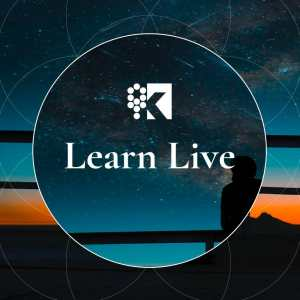 course image - logo learn live