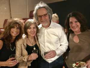Mindi Olsen, Linda Malman, Phil Mason and Nancy Sharp