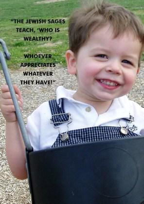 The Jewish Sages teach...