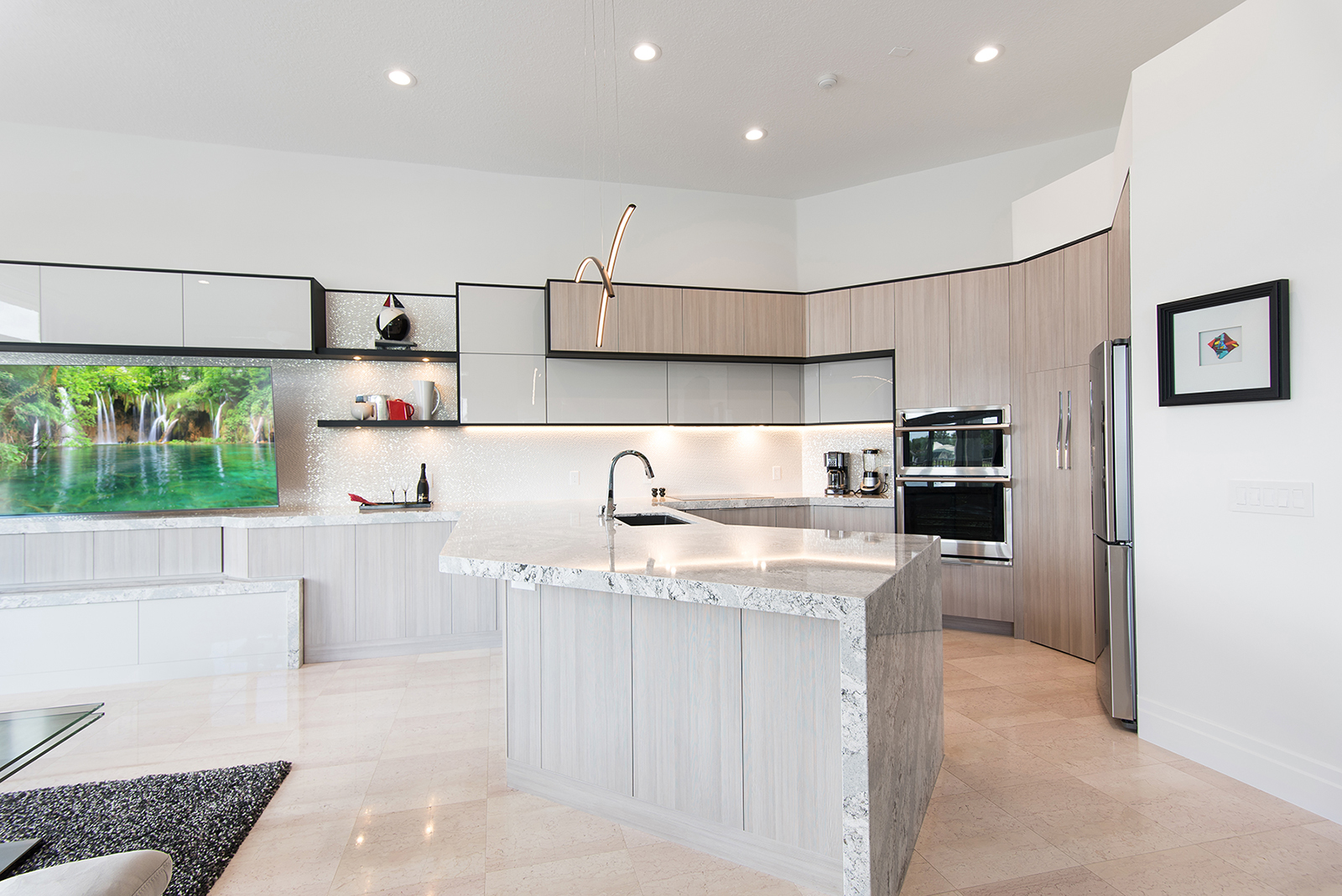 Diynetwork.com shares tips on kitchen cabinets to make choosing the right kind easier. Brilliant | Fort Lauderdale Kitchen Remodel | Miralis ...