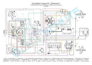 Vespa Gt200 Wiring Diagram Ignition | Wiring Library