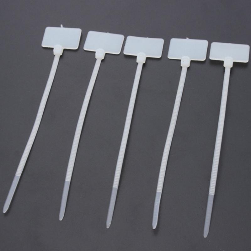 Wraplabels zijn tirewraps met labels eraan om de kabels te labelen