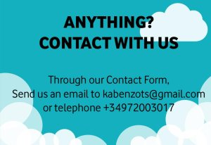 Contact with us!