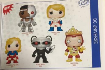 Artwork Funko Pops