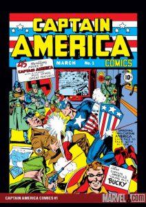 capitán américa 1941