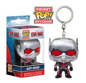 Llavero Pocket Pop Antman