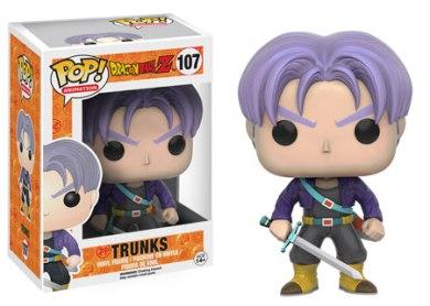 Funko Pop Trunks