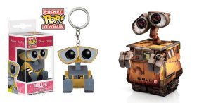 Llavero Pocket Pop Wall-e