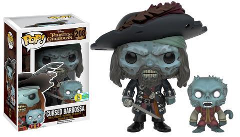 Capitán Barbossa SCDD 2016