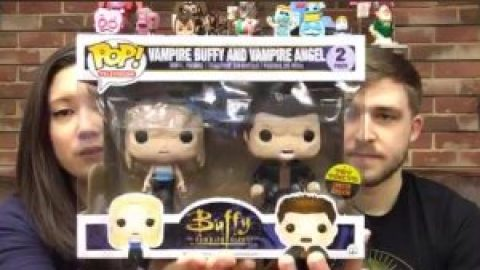 Pack Buffy y Angel SCDD 2016