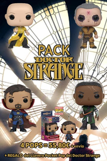 Pack Doctor Strange