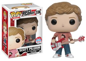 Funko Pop Scott Pilgrim