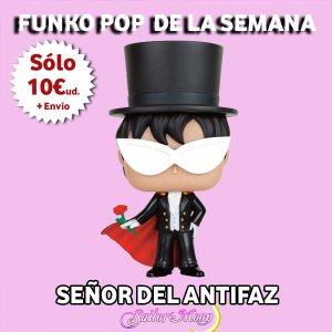 Funko Pop Señor del Antifaz