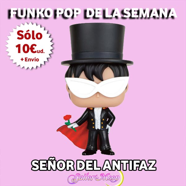 Funko Pop Señor del Antifaz