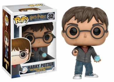 Funko Pop Harry Potter con profecía