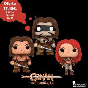 Reserva Conan el Bárbaro Ed Limitada